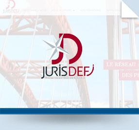 Développement et hébergement d'applications pour Juris Défi